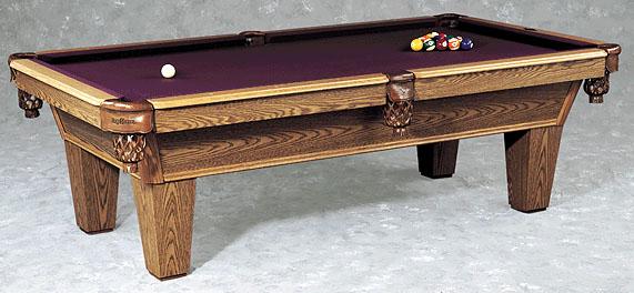 Takoma Pool Table
